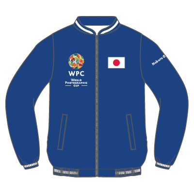 TeamJapan_Uniform_Blouson-Blue